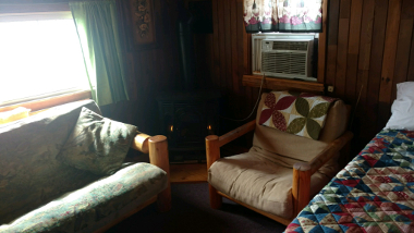 View of Great Room - Cabin #2
