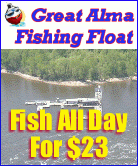 Alma Fishing Float