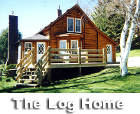 Cedar Ridge Resort Log Home